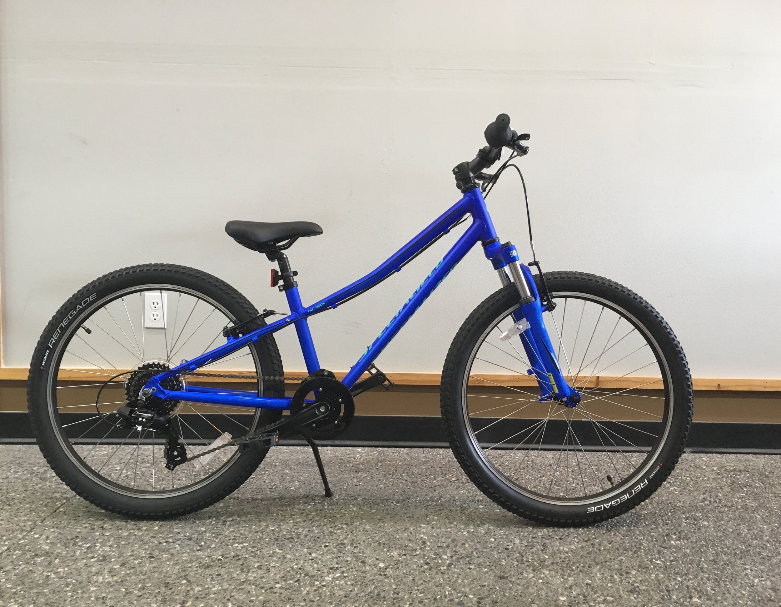 "Specialized hotrock 24"" $400 - Available color may vary"