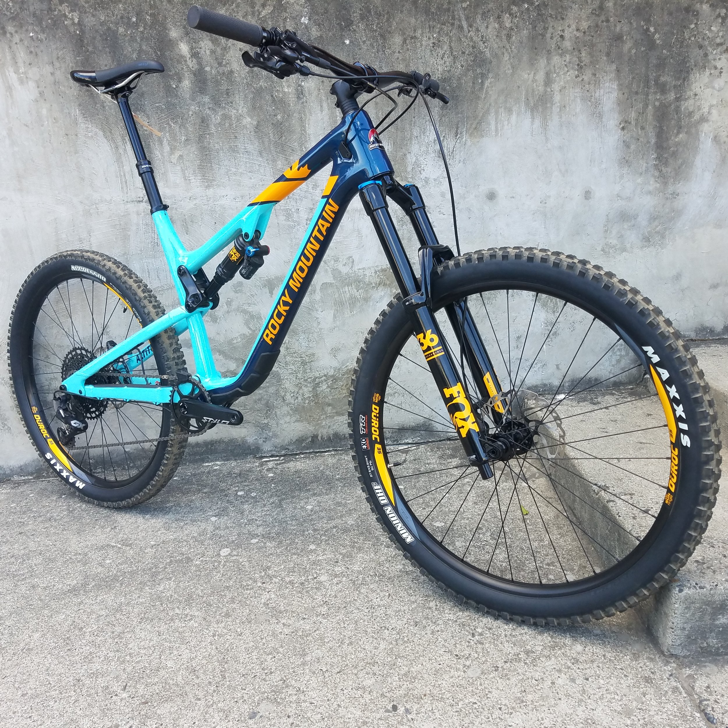 2019 Rocky Mountain Altitude C50 - $4,400Size Available : LargeWe are happy to order you any size or model you need.