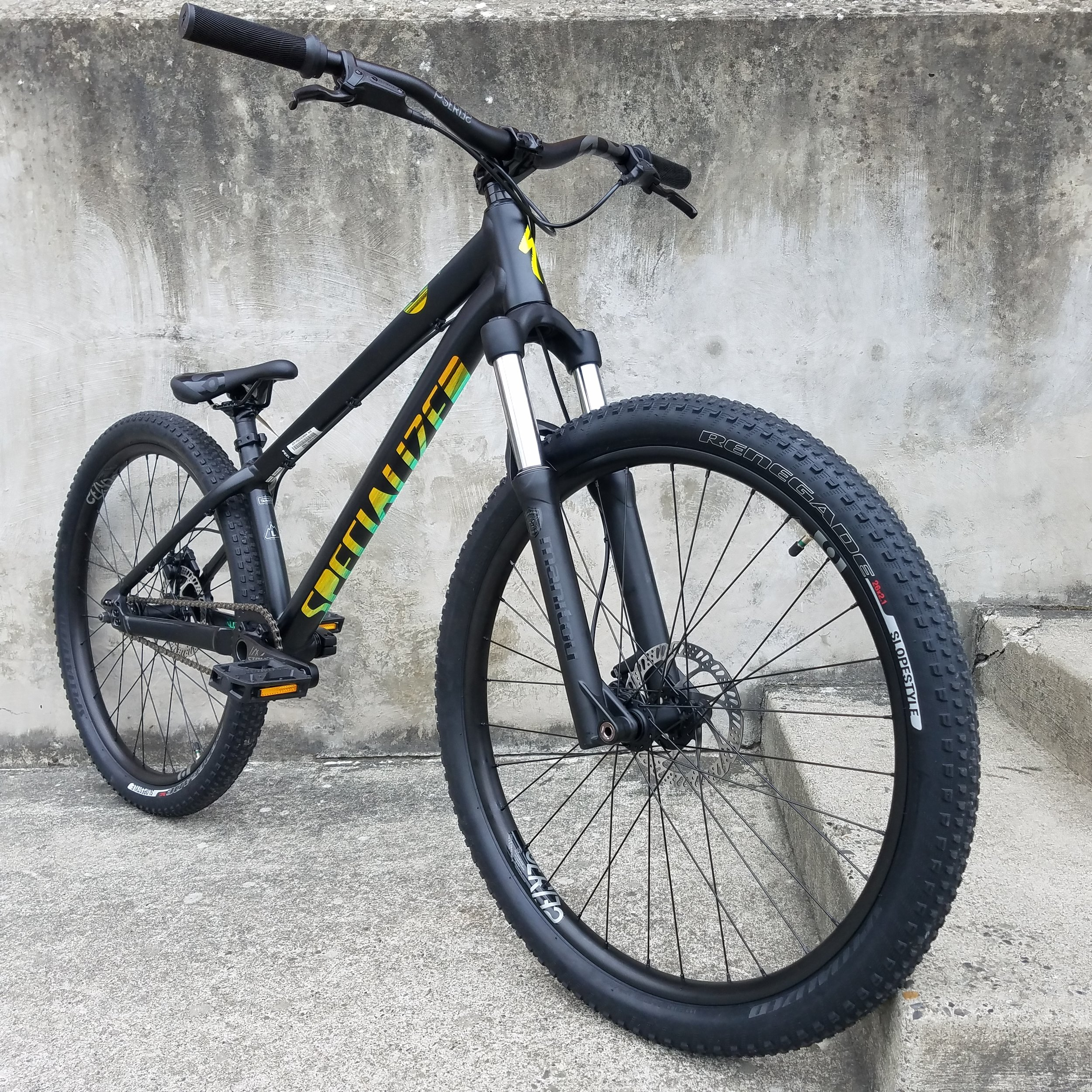 "Specialized p3 - $1,100Sizes Available: 22.5"" TT"