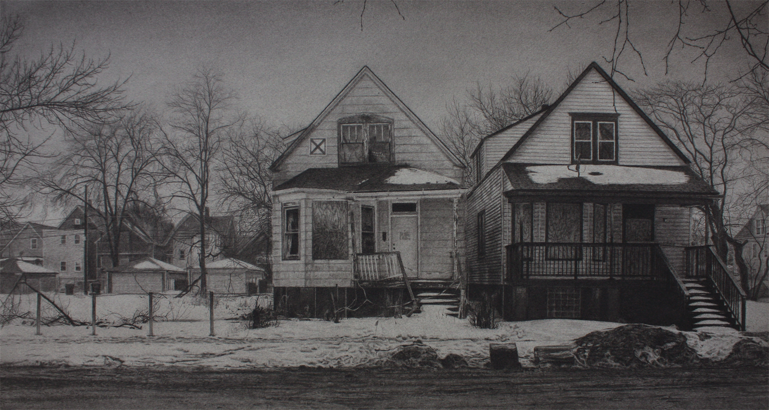 What was Once a Home (South Carpenter Street)