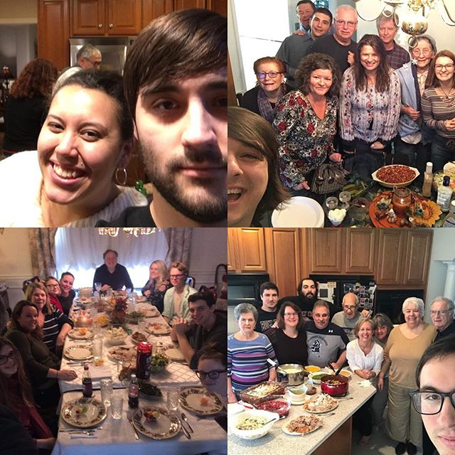Happy thanksgiving everyone! #thanksgiving #dinner  #music #show #band #poppunk #punk #punkrock #newjersey #family #friends #phillymusic #philly #southjersey #localmusic #supportlocalmusic #localband #3tac