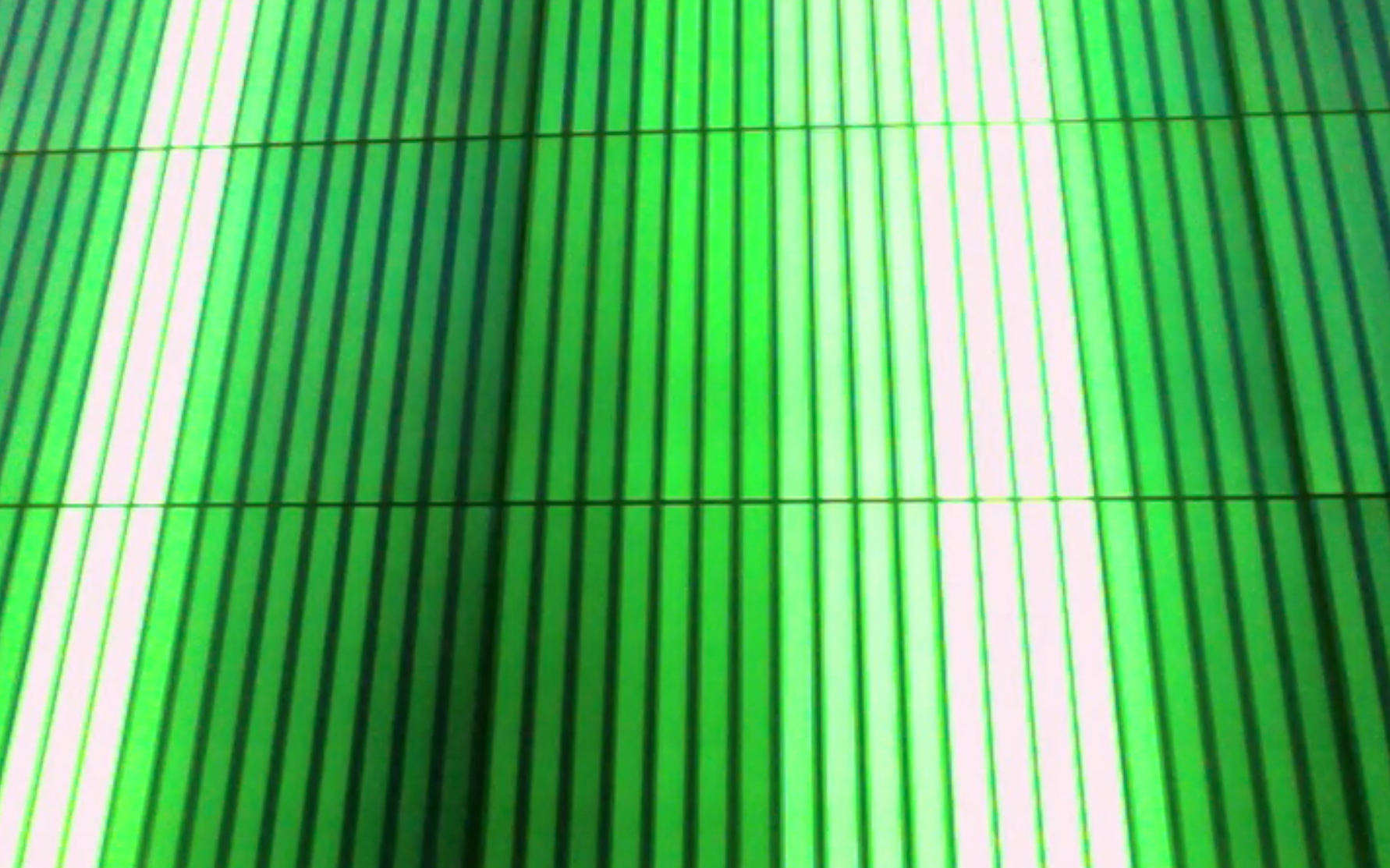 - My Abstract Visuals projected on a Led Wall c/o Swiss Corner (2012)