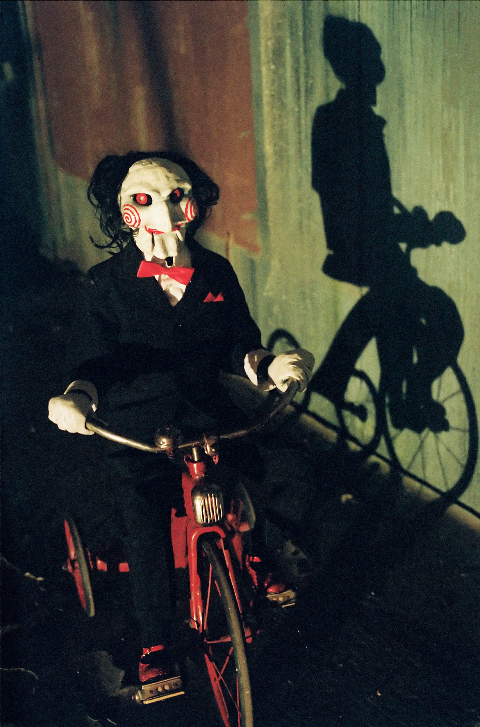 Billy the Saw Puppet