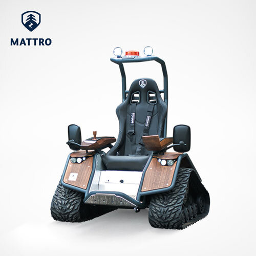 ZIESEL   Disable / Handicapped  All-terrain mobility