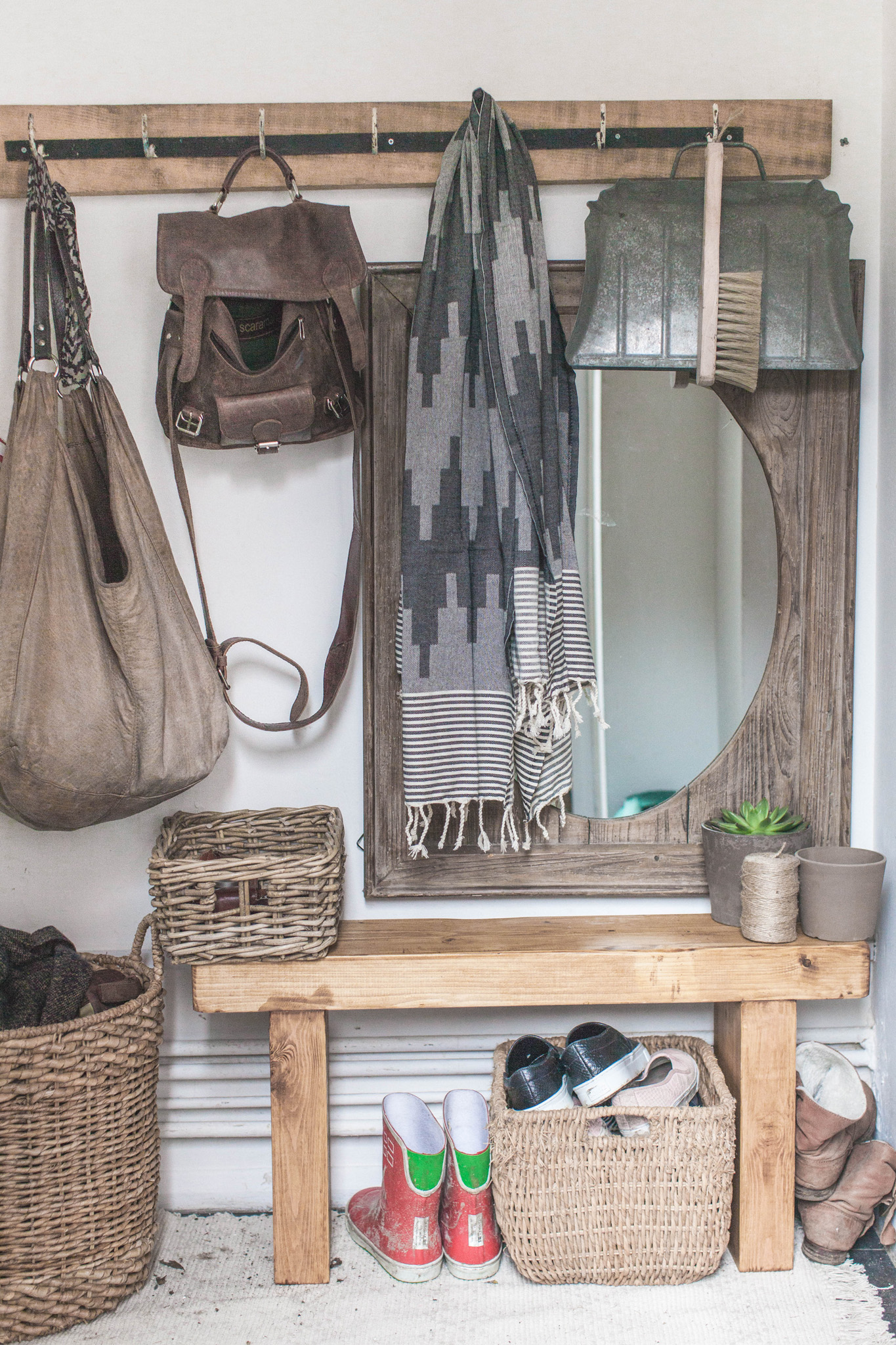 Ethical fouta or hamman towel by House of Rym from the Future Kept photographed by Emma Gutteridge for retrEAT - a Sussex food and lifestyle blog