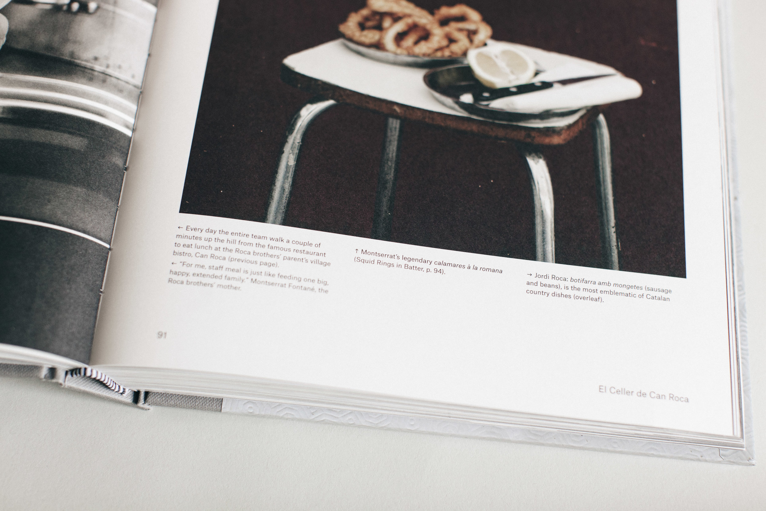 Eating with chefs recipe book review. Retreat // Food and lifestyle blog based in Sussex. Photography by Emma Gutteridge.