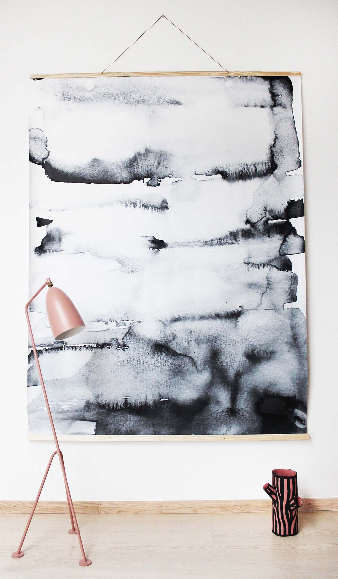 Nynne Rosenvinge Scandi prints // Retreat - food & lifestyle blog.