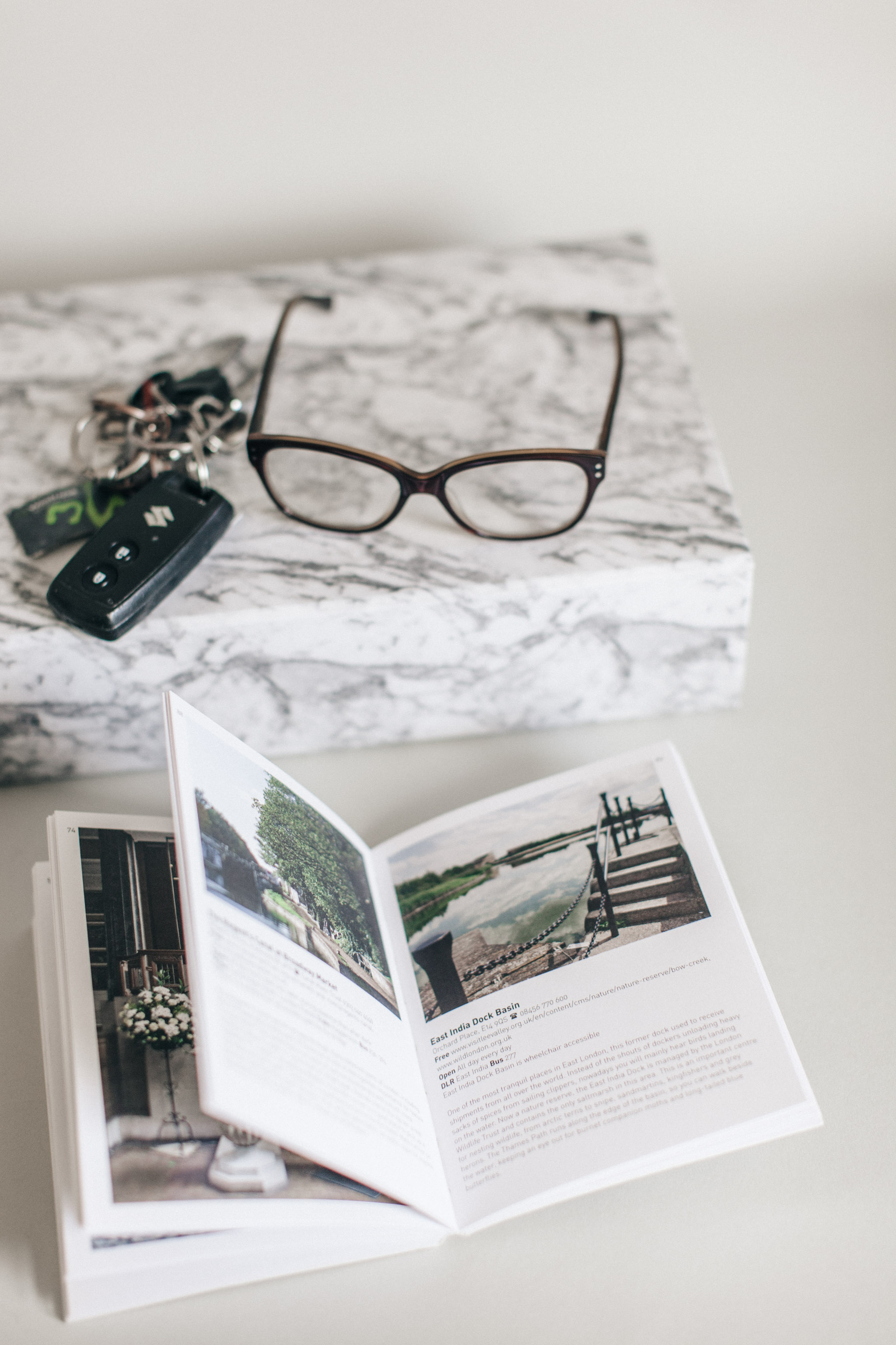 Quiet London book review. Retreat // Food and lifestyle blog based in Sussex. Photography by Emma Gutteridge.