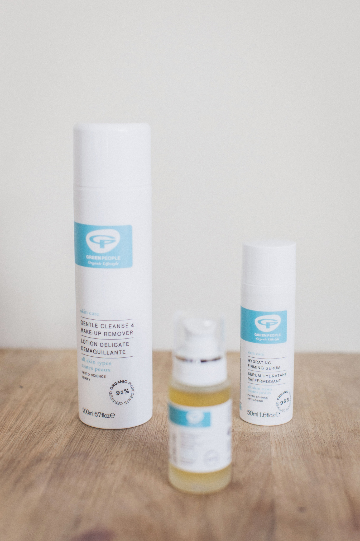 Natural and organic skincare from Green People review. Retreat // Food and lifestyle blog based in Sussex. Photography by Emma Gutteridge.