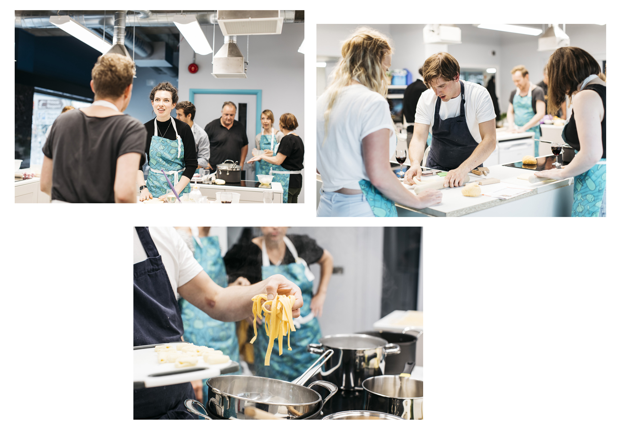 The Community Kitchen is a space in Brighton that provide vulnerable people across the city funded by classes and venue hire from some of the biggest names in the cities food industry.