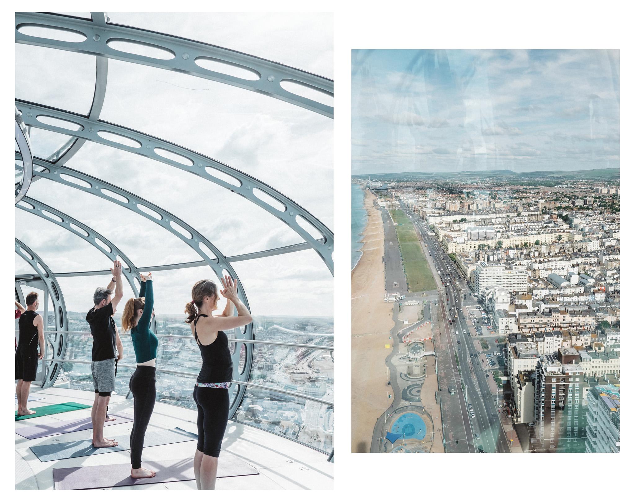 Yoga for mental health in Brighton