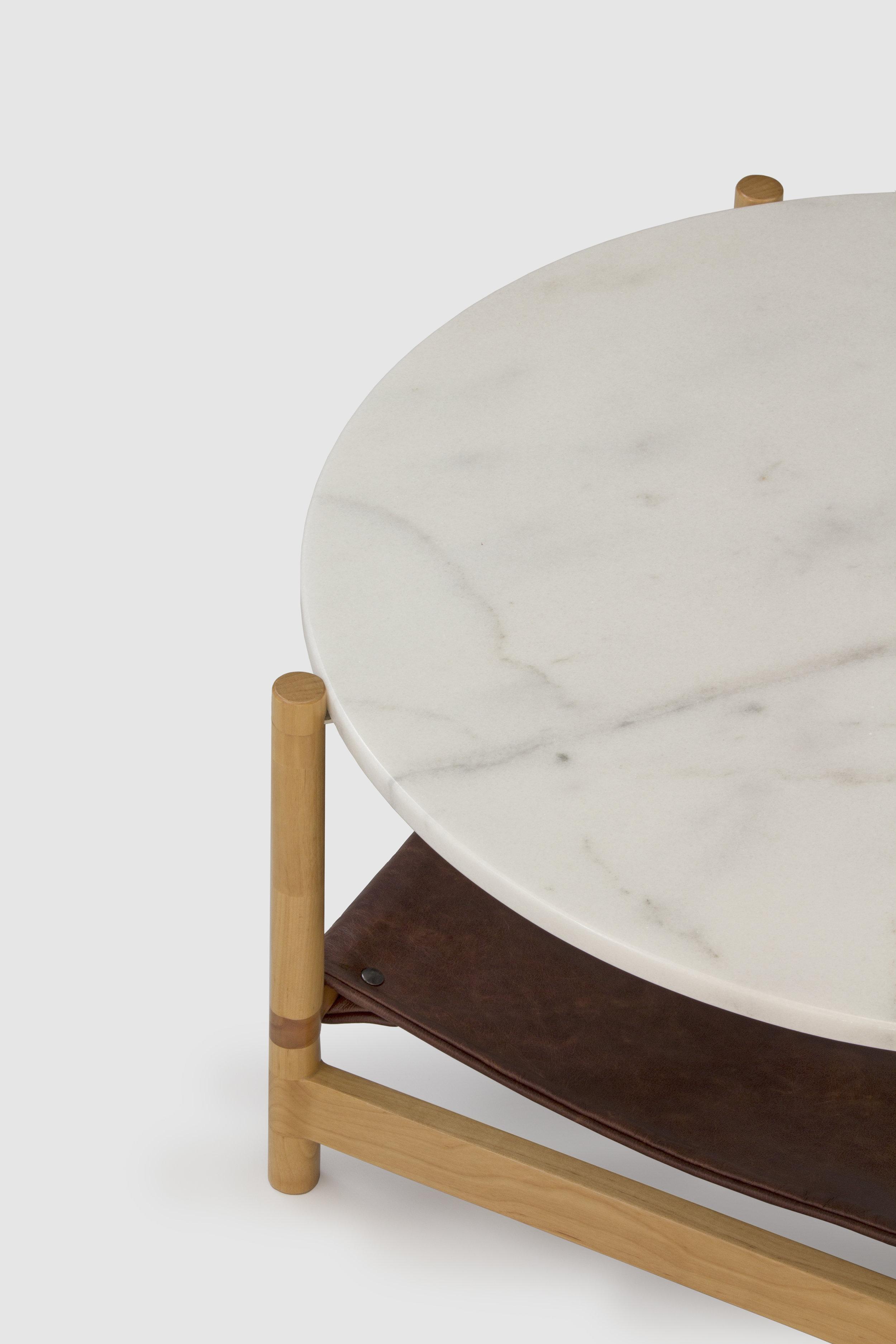 1.02 - Circular Coffee Table