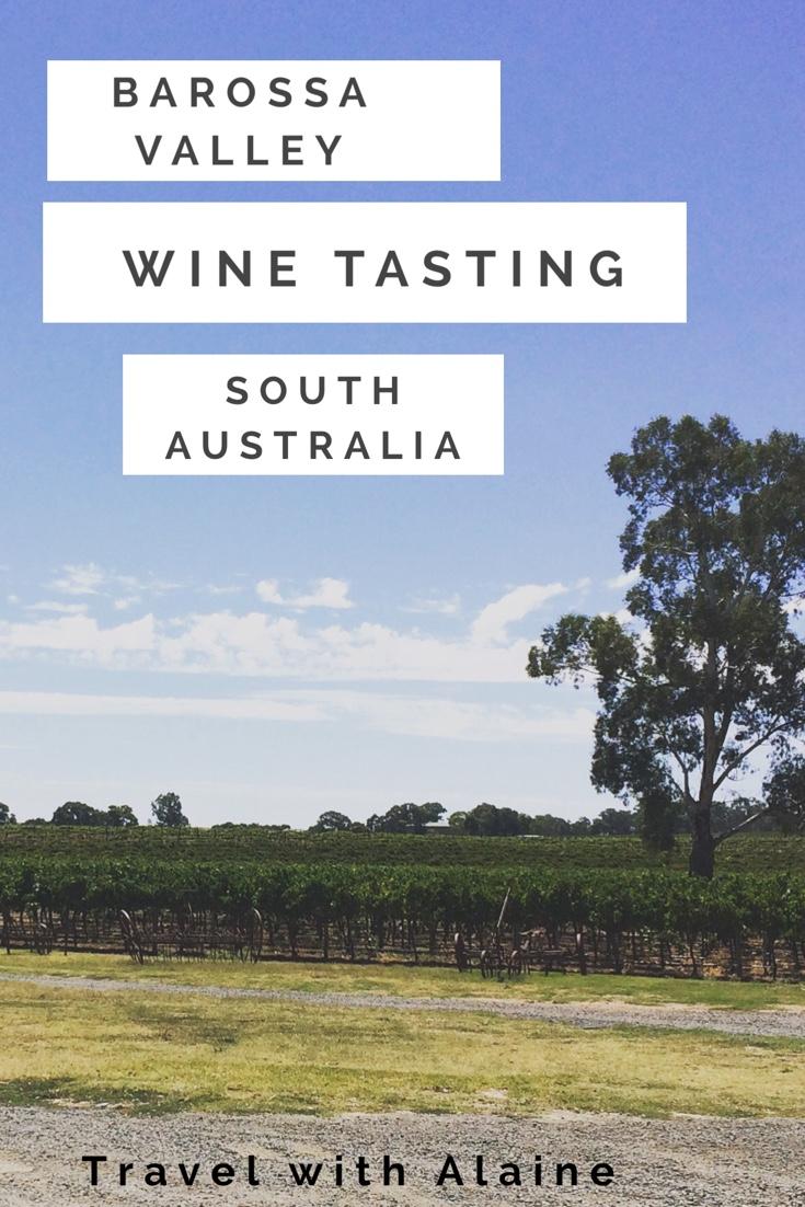 Barossa Valley Wine Tasting
