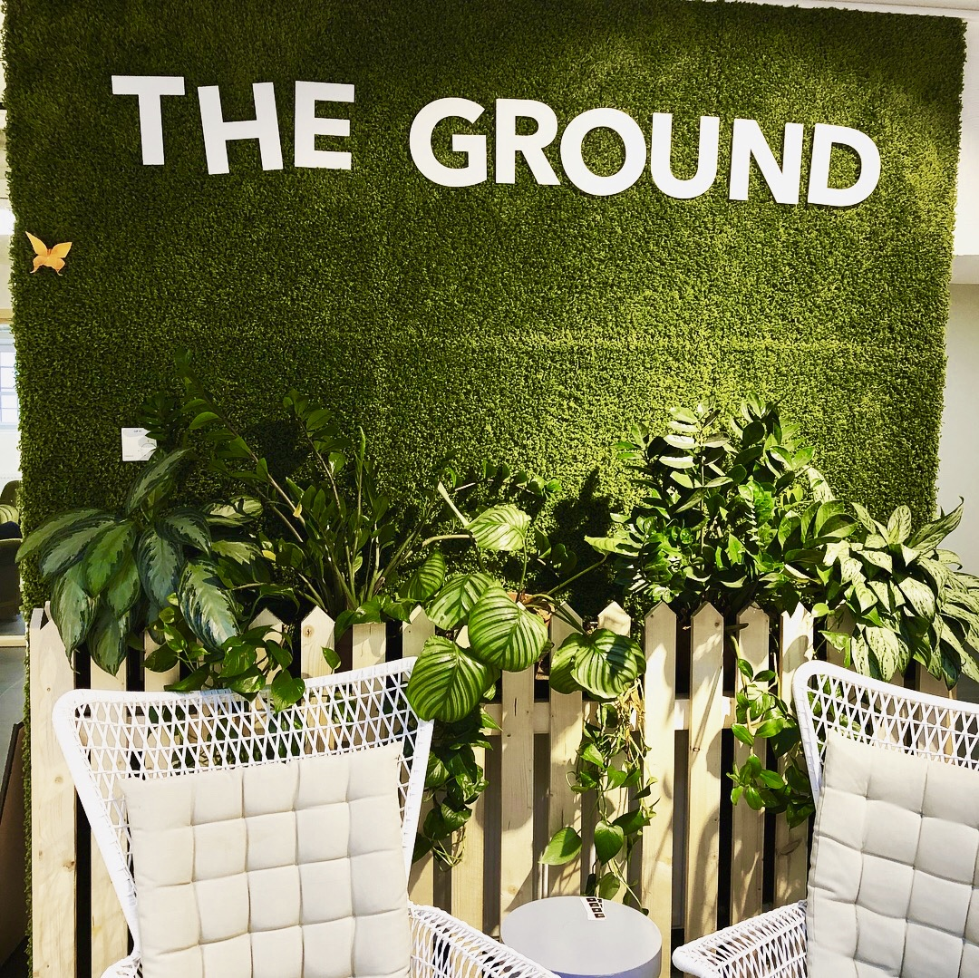 The Ground co-working space in Malmö