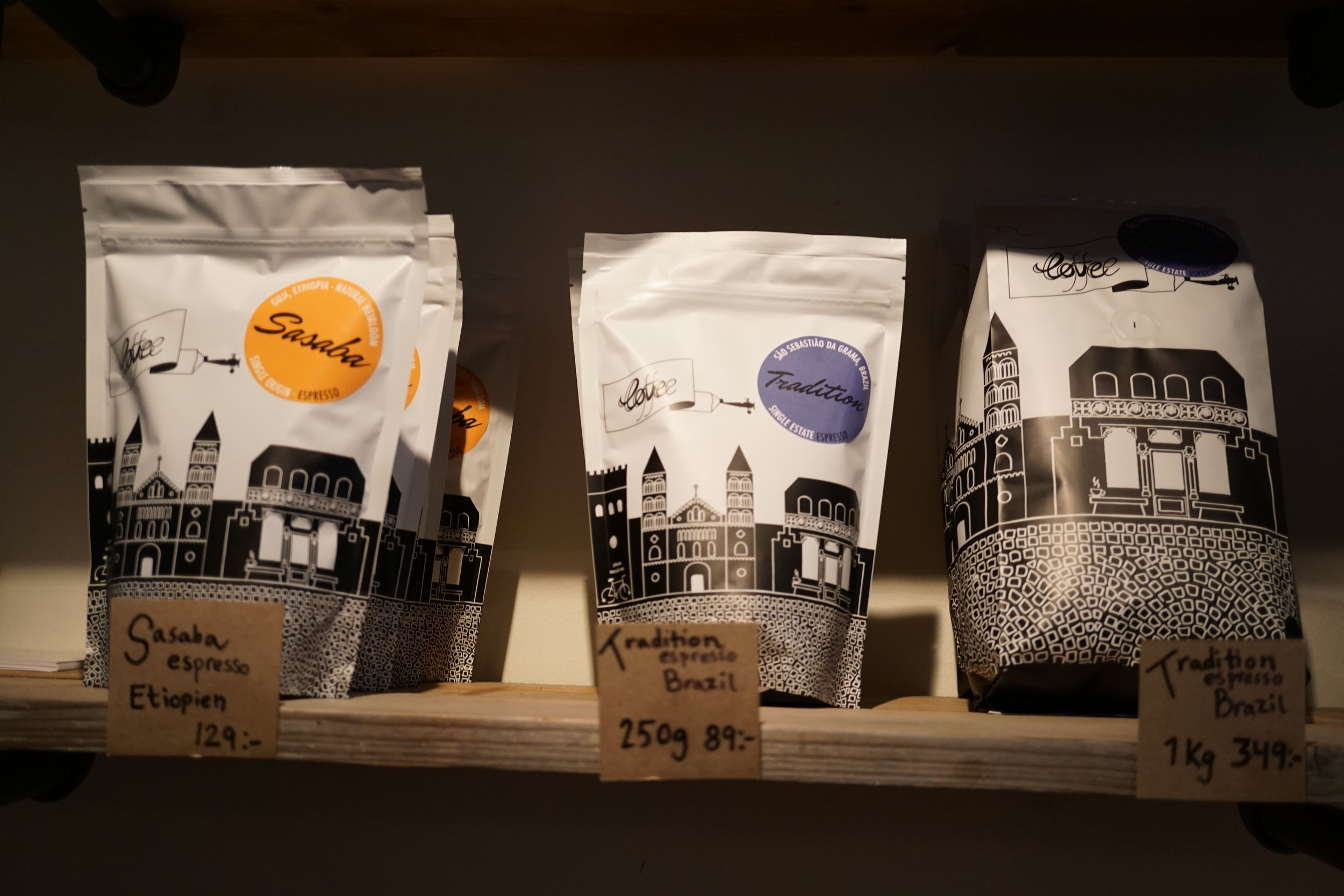 Love Coffee Roasters - There's quite a trend for independent specialty coffee roasters in Sweden. Love Coffee Roasters is based in Lund, Sweden and the business started out with a passion and love for specialty coffee. Delivering their intense knowledge for the bean from different parts of the world. Love Coffee roasters