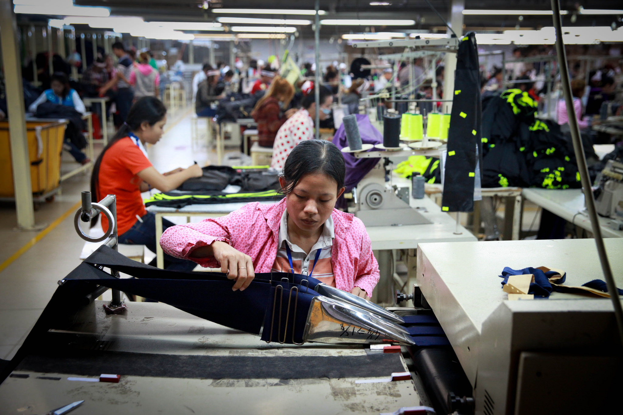 Factory Assessment in Cambodia