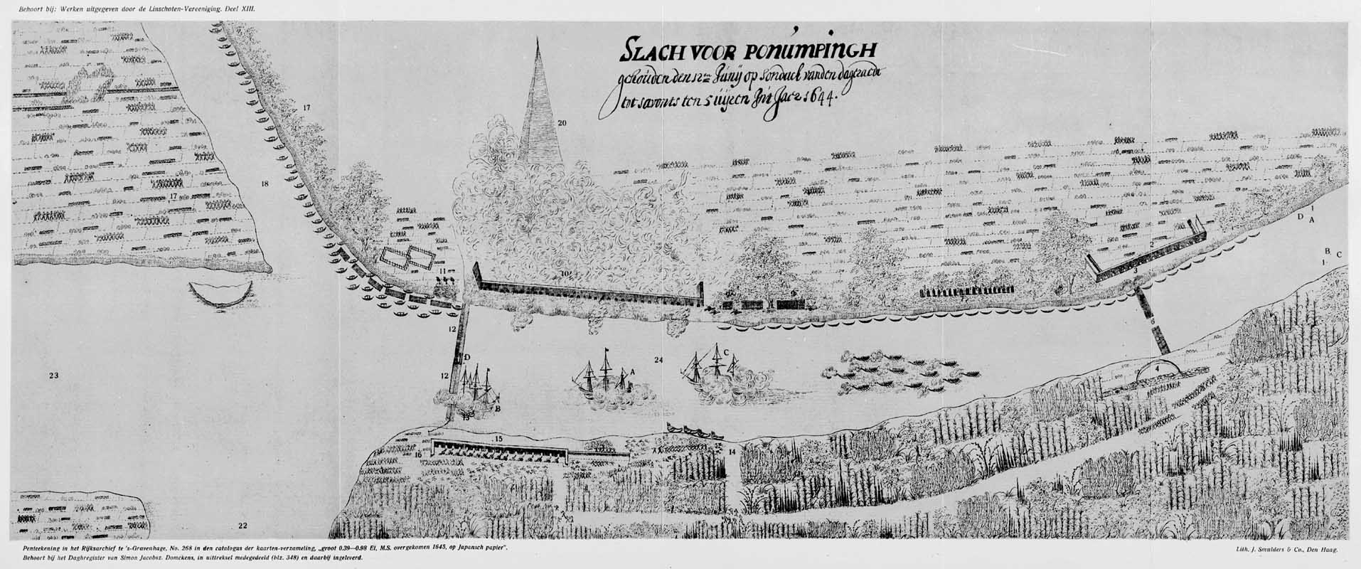 Battle of Phnom Penh, 1644