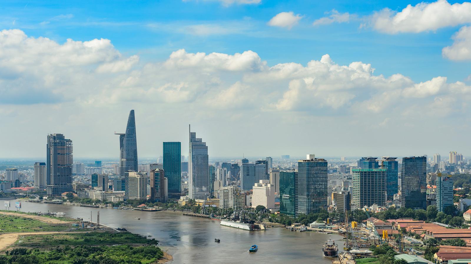 Image: Ho Chi Minh City, Vietnam;  Hieucd , Wikimedia Commons; CC BY-SA 4.0 International