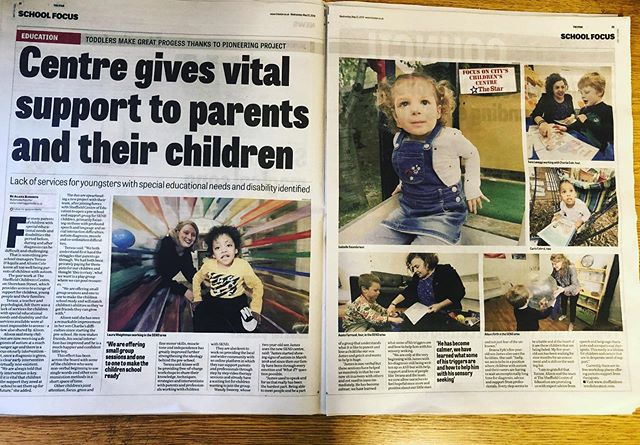 Fantastic write up @thesheffieldstar on the exceptional work our team of professionals deliver to our wonderful children and parents at our pre-school for children with autism. Head to our website to register your interest in our free workshop. Limited spaces available. Extremely proud of each one of you 🎉#occupationaltherapy #physiotherapy #autism #learning #appliedbehavioranalysis #music #musictherapy #play #learningthroughplay #selfregulation #stimming #speechandlanguage #sheffield #sheffieldissuper