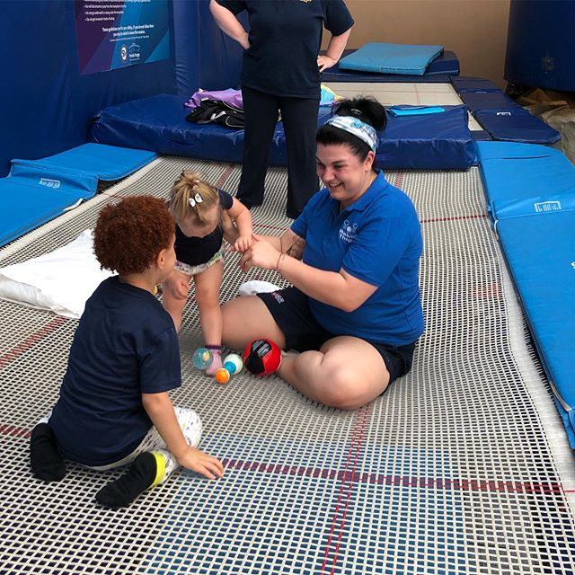 LIMITED PLACES FOR OUR REBOUND THERAPY SESSIONS!! ***Rebound Therapy is used to facilitate movement, promote balance, support an increase or decrease in muscle tone, promote relaxation, sensory integration, it improves fitness and exercise tolerance and to improve communication. All our rebound coaches are trained by reboundtherapy.org and have minimum Level 2 and rebound plus qualifications and in depth knowledge and experience in special educational needs and disabilities. Classes for SEND and predominant neurotype individuals 😊Contact us to secure a place 😁 #reboundtherapy #excercise #communication #speechandlanguage #autism #adhd #autismawareness #autismspectrum #courses #learning #differentnotless #education #sheffield #manchester #leeds #trampoline