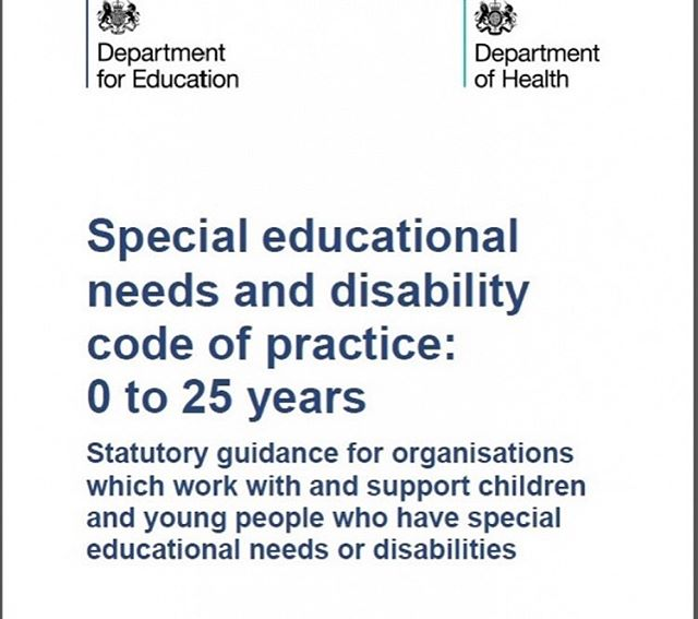 The Special Educational Needs Code of Practice is statutory guidance that provides advice to the local authority, schools, health and social care professionals & other professionals on vital legislation surrounding educational provision. ALL these professionals have a LEGAL duty to have regard to the code. However, many families with children with SEND will tell you their local authority and other professionals are certainly NOT adhering to these guidelines. If the general population were to disregard legal guidance there would be consequences. This raises the question.... so why when families in need are experiencing the exact opposite of these codes are these 'professionals' and 'bodies' not held responsible? Thank you to those professionals who stand up against their colleagues and question their practice. Thank you to those families who continue to raise awareness and fight for what is right. Thank you to our wonderful children and young people for trusting in us to never give up and thank you to those members of parliament who are raising these debates. Those professionals acting illegally must be held responsible. Thank you @haigh.louise for your recent visit to discuss these concerns. 👍🏼 #specialeducationteacher #specialeducationalneeds #specialeducationalneedsanddisabilities #autism #sheffield #leeds #manchester #rotherham #membersofparliament #nhs #sheffieldcitycouncil #sheffieldbusiness #houseofcommons #membersofparliament #sheffieldstar