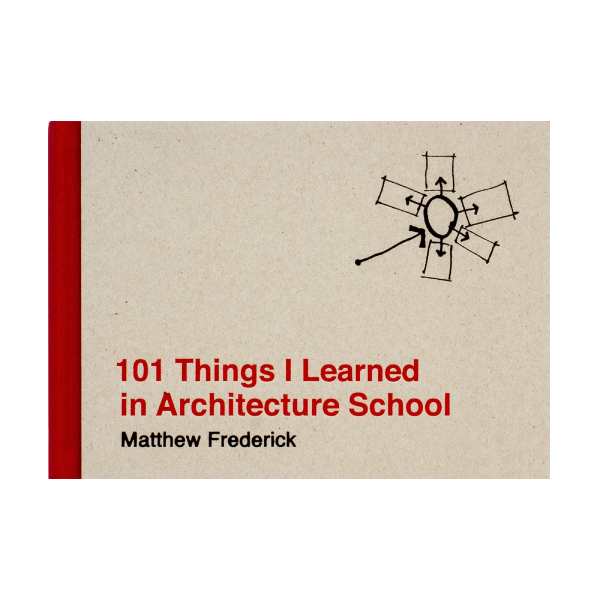 101 Things I Learned in Architecture School_Libro_Interionica.png