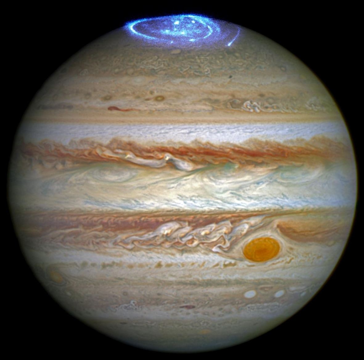 Gas Giant Jupiter