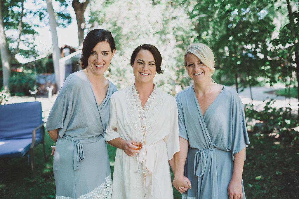 Toronto Island Wedding