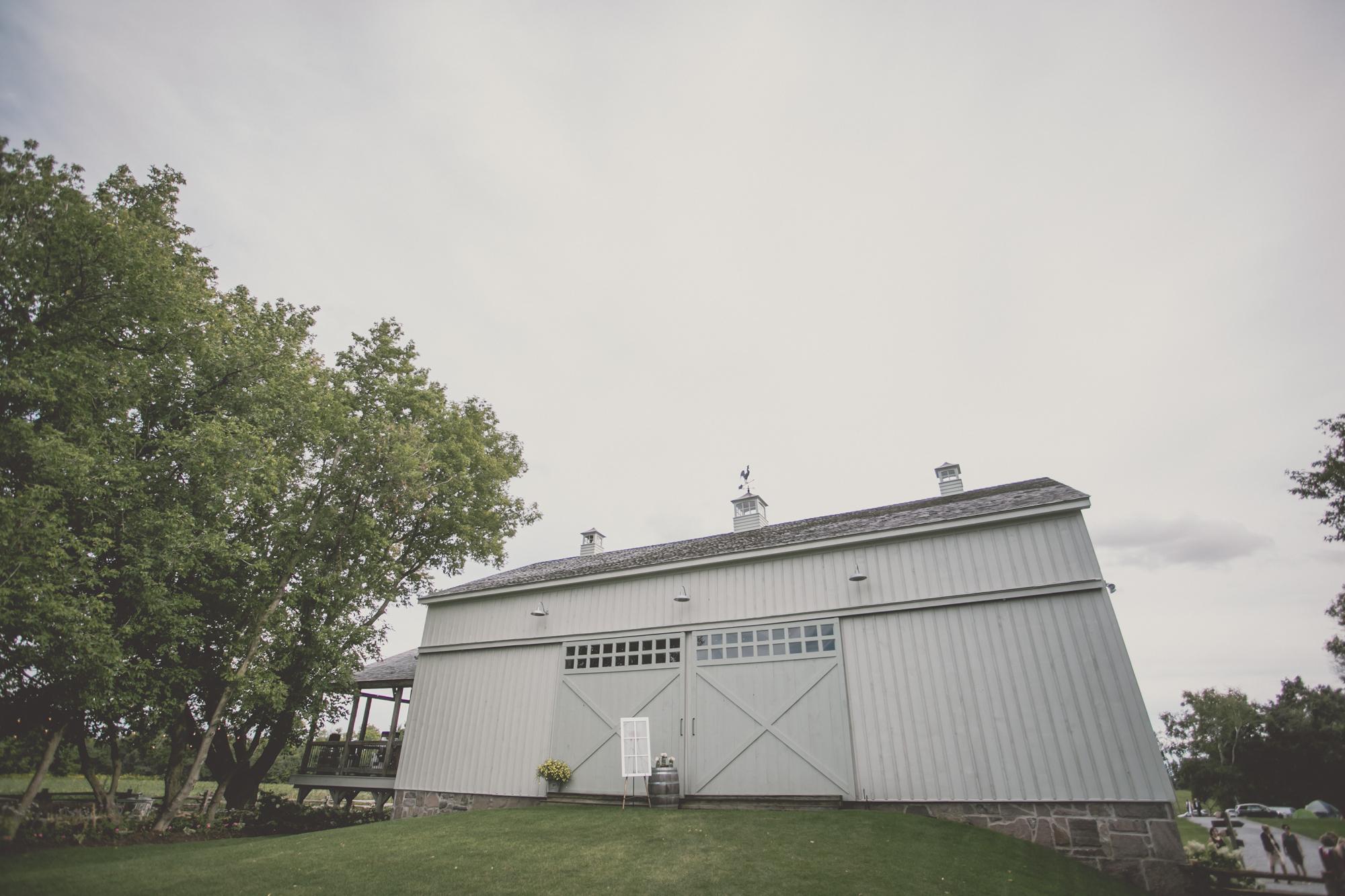 Barn Wedding Toronto