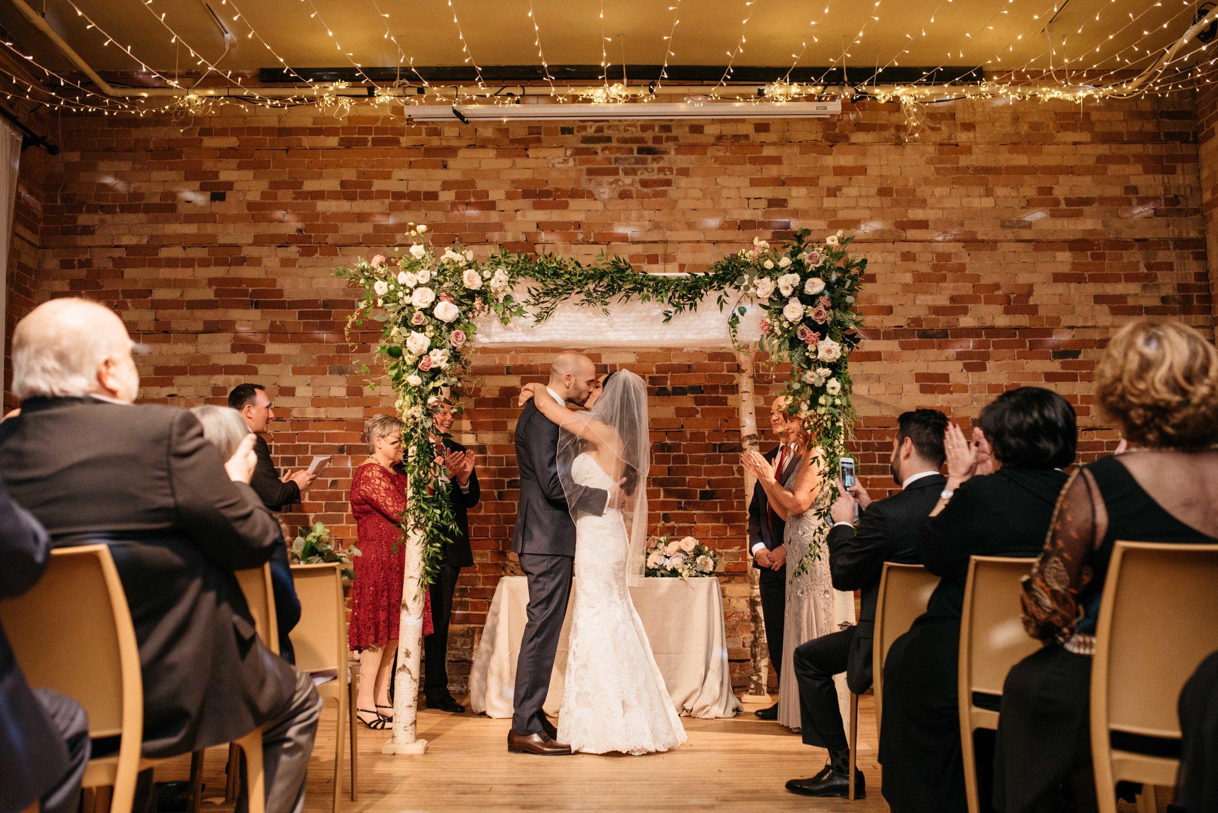 Gladestone Hotel Wedding