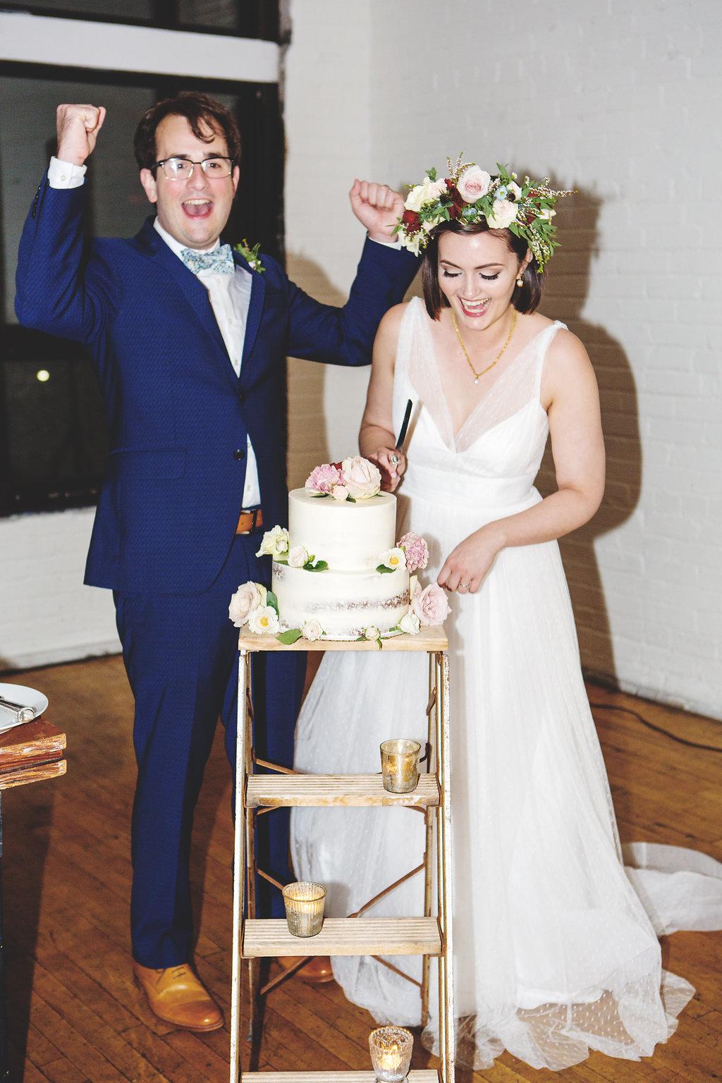 Burroughes Building Wedding