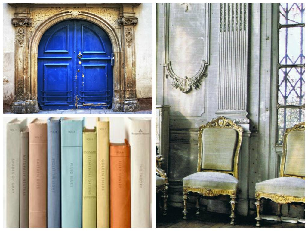 from left to right: image via   The Polished Pebble  , image via  K. Flick Studio  , image via  Trouvais