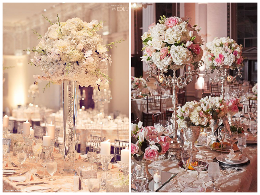 from left to right: image via   Wedlux  , image via   Platinum Elegance Events