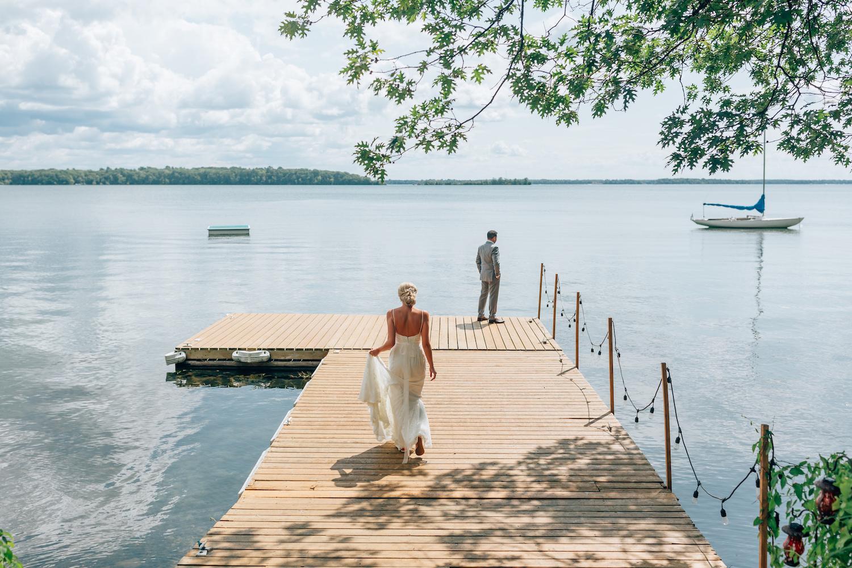 cottage wedding ontario