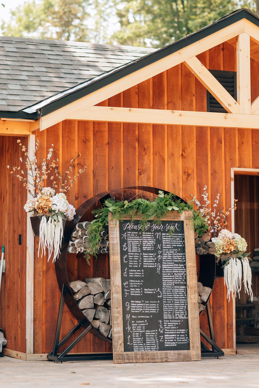 outdoor wedding ontario