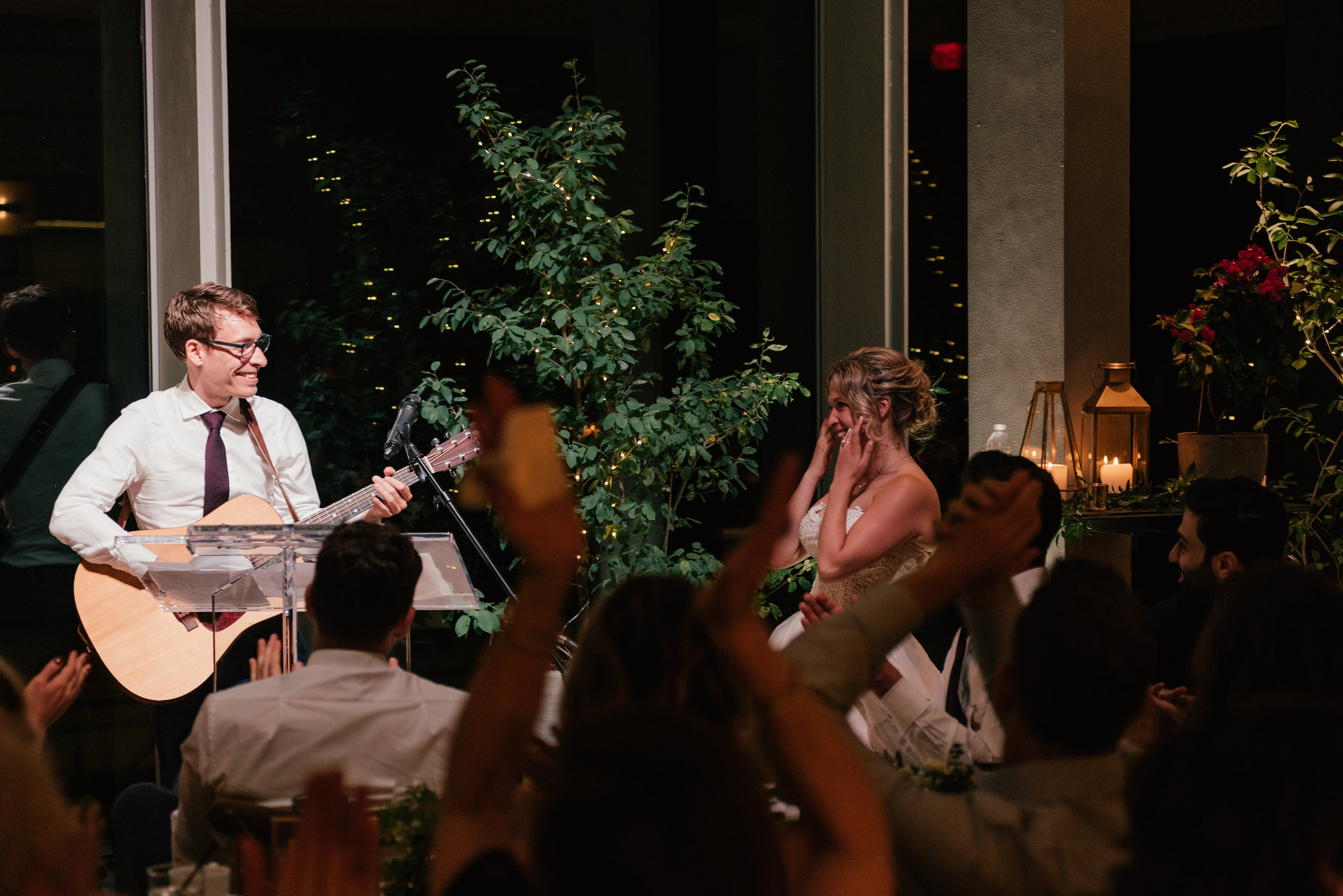 royal conservatory wedding