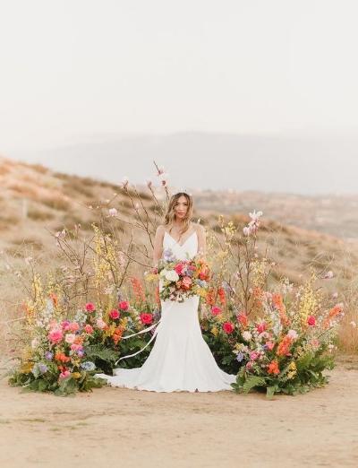 image via  Green Wedding Shoes