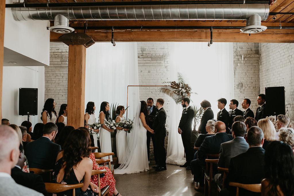 boho wedding toronto