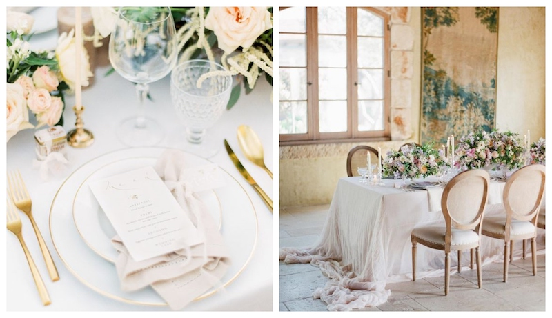 images via  Kristine Herman Photography  and  Jose Villa