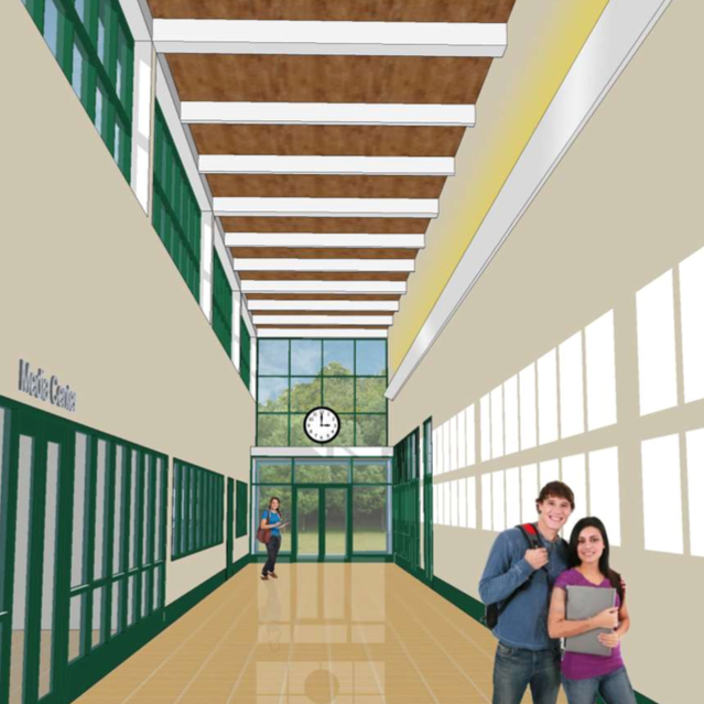 6. - Update our campus into a safe, aesthetically pleasing, modern and handicap accessible facility.