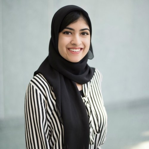 Mariam BaqaiUniversity Partnerships Manager - Mariam is a senior at Mills studying Business Economics with a minor in Computer Science. In her role, Mariam leads student recruitment for the Civic Digital Fellowship. Previously, she was a 2017 Civic Digital Fellow and a Digital Strategy Intern at McKinsey & Co. She is passionate about women's empowerment, economic opportunity, and good brunch.LinkedIn | Medium