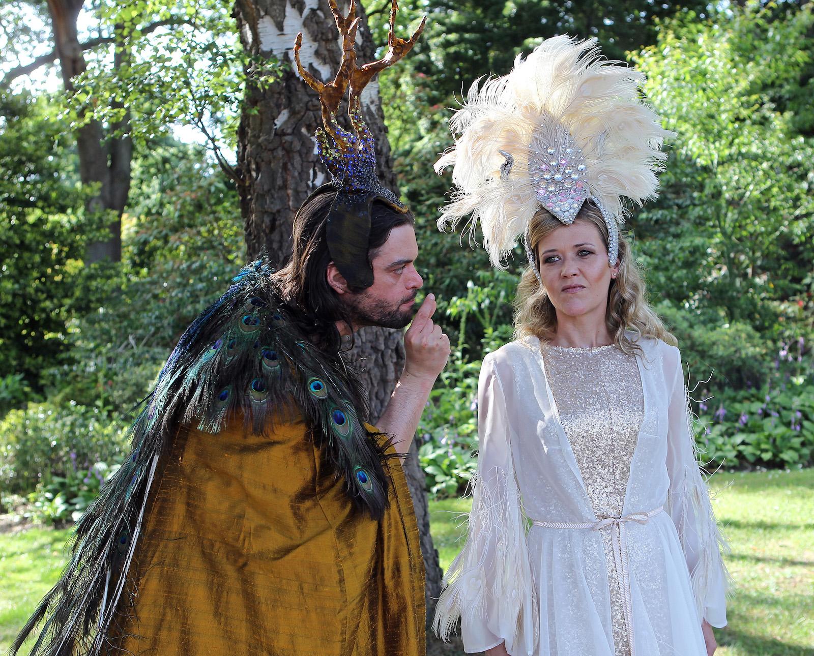 A Midsummer Night's Dream - The Savill Garden, Windsor Great Park