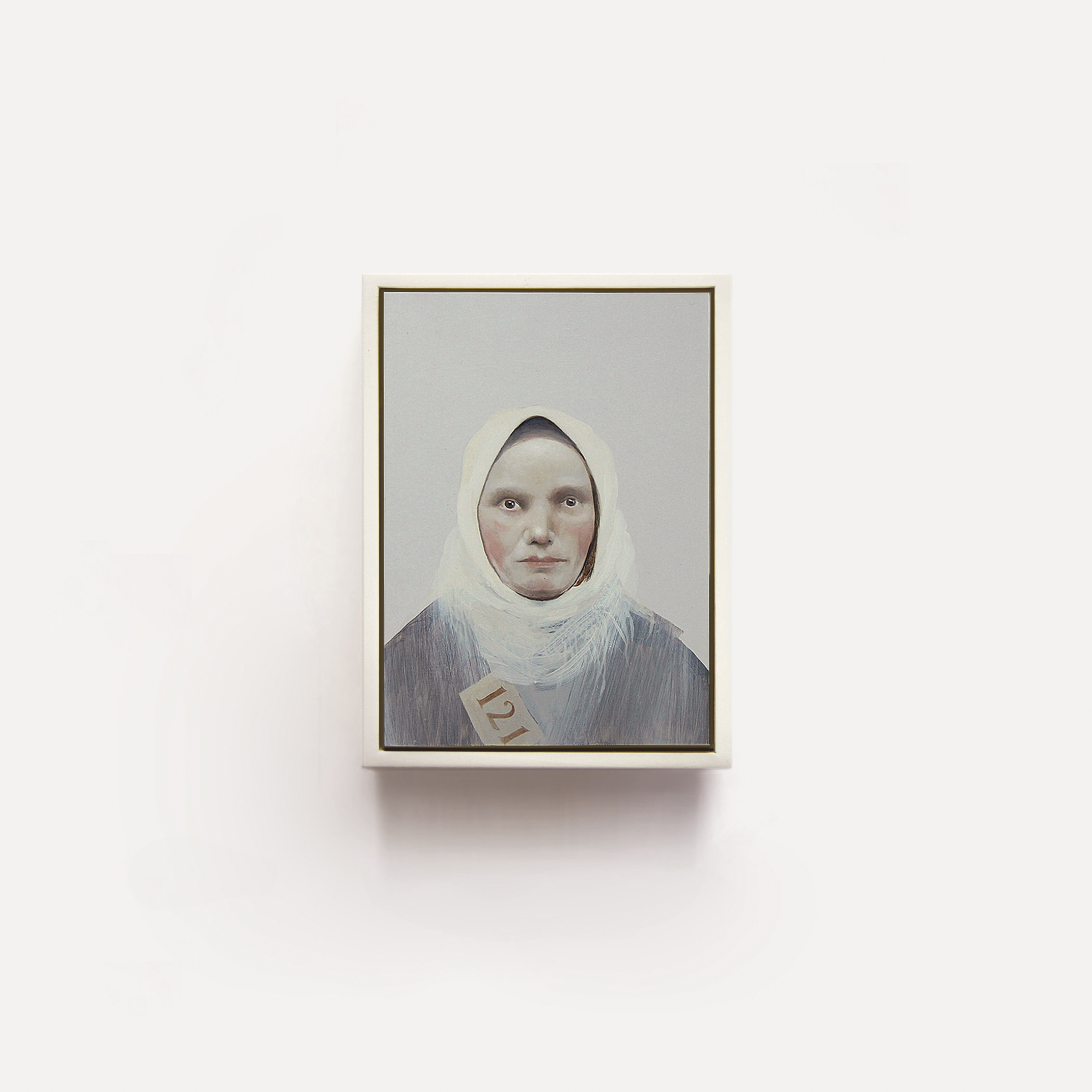 Sarah Ball 'Immigrant (Italian)'