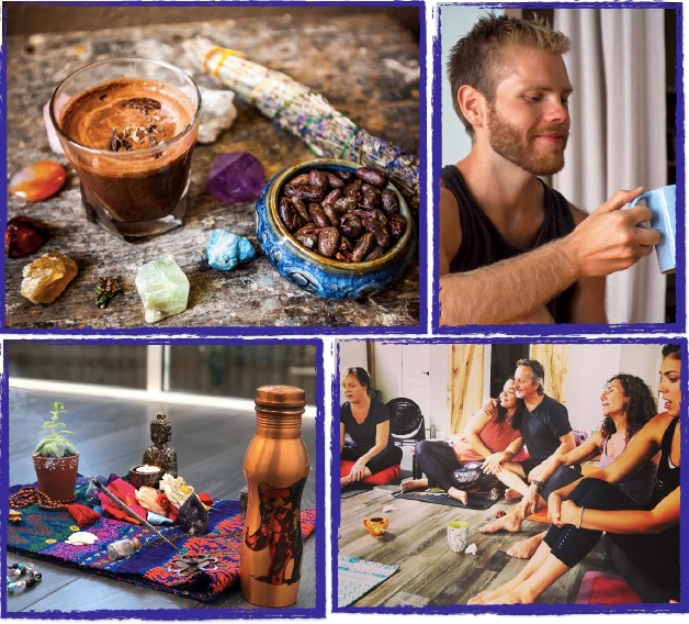 CACAO CEREMONY: UNLEASH YOUR HEART -