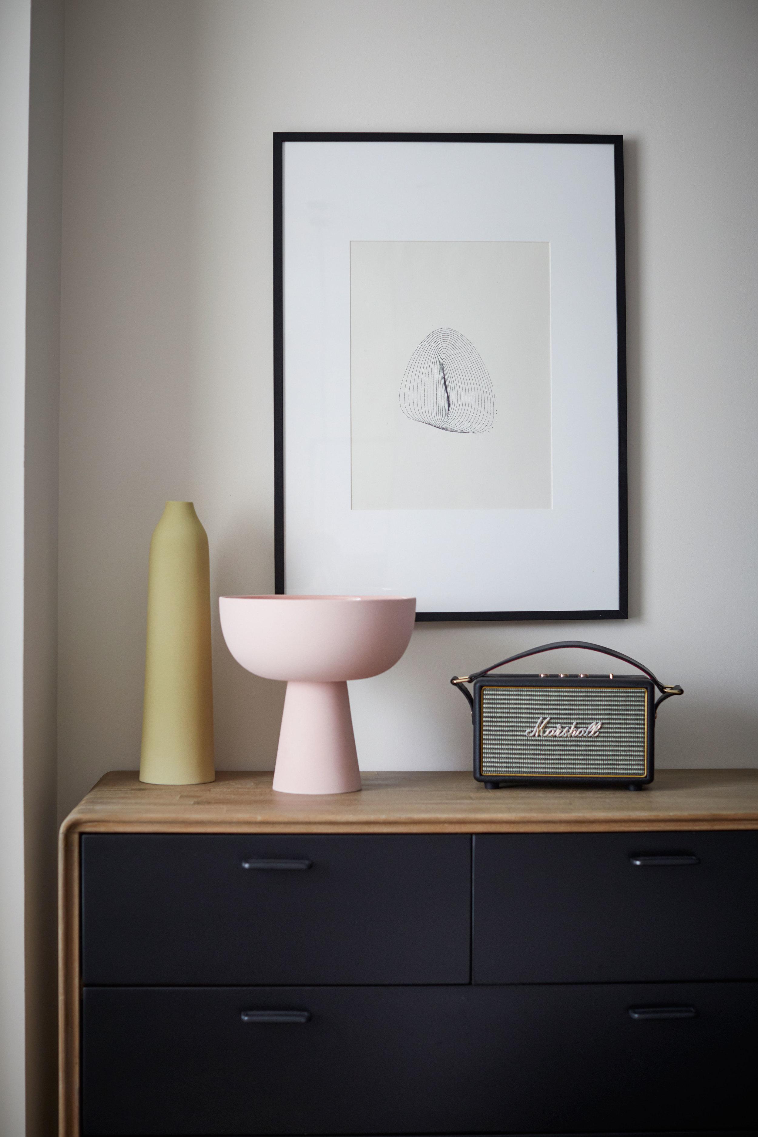 Bedroom Chest Battersea Modern Apartment