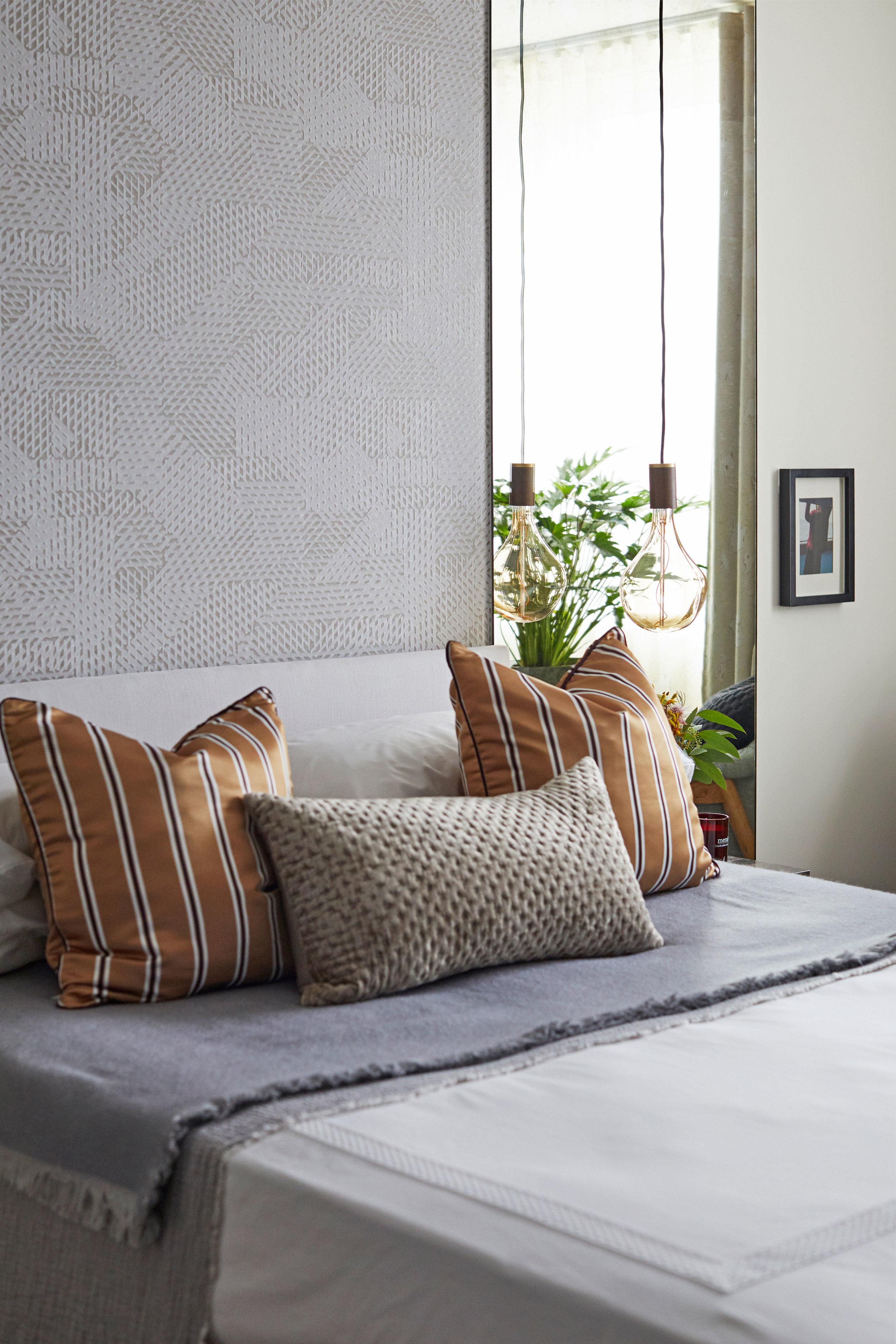 Master Bedroom Battersea Modern Apartment
