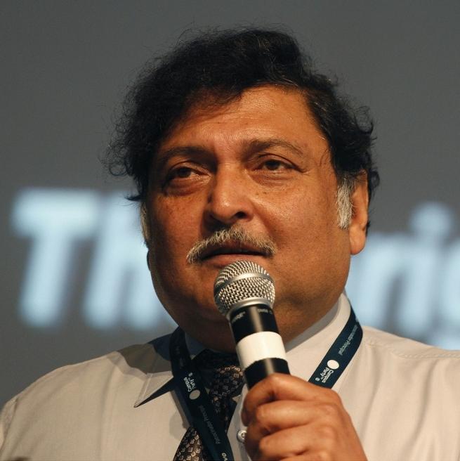 Sugata Mitra keynote speaker