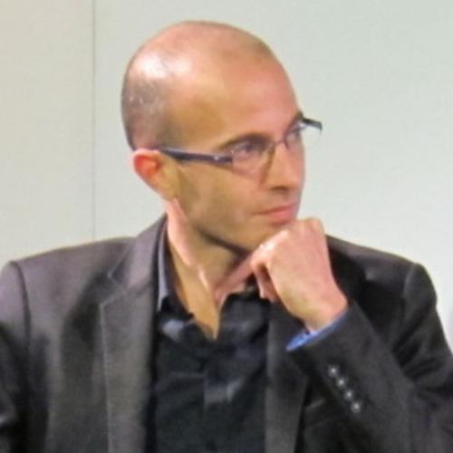 Yuval Harari keynote speaker