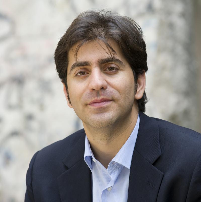 Afshin Molavi Keynote Speaker