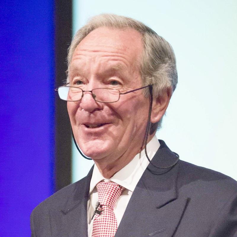 Michael Buerk keynote speaker